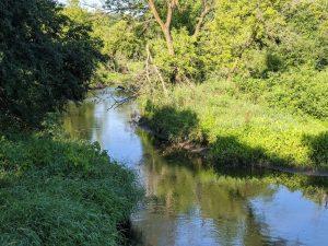 Sugar Creek in East Troy Wisconsin