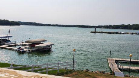 High Water on Lake Panorama