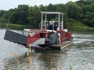 TH-620 Aquatic Trash Hunter in Iowa